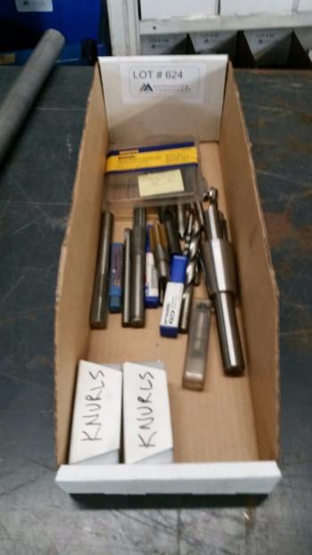 Spiral Flute Extractor Set