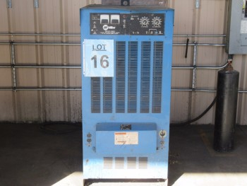 MILLER CP/CC 1500 CONSTANT POTENTIAL/CONSTANT CURRENT DC ARC WELDING POWER SOURCE