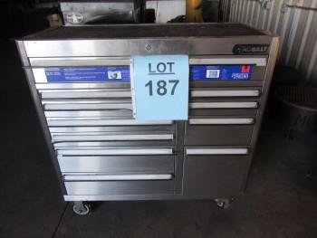 KOBALT 11-DRAWER ROLLING TOOL BOX