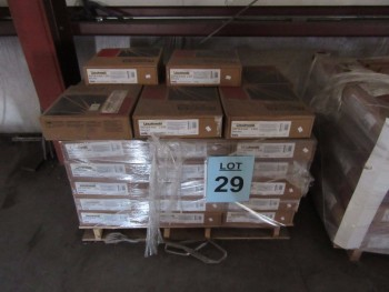 LOT (38) SPOOLS 3/32'' LINCOLN L-61 ARC WELDING WIRE, STOCK NO. ED011815, (BACK BUILDING)