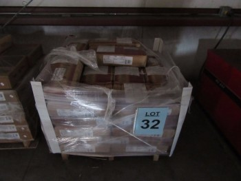 LOT (44) BAGS OF LINCOLN SUBMERGED ARC FLUX LINCOLN WELD 860, (BACK BUILDING)