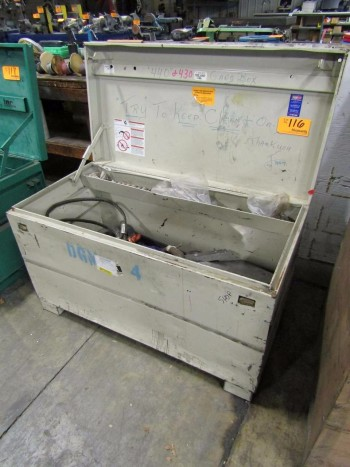 204824 Open Top Tool Chest