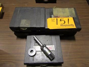 Starrett (5) Internal Micrometer