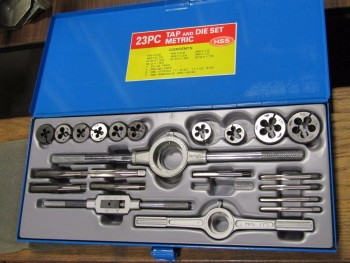 HSS (2) Tap and Die Sets