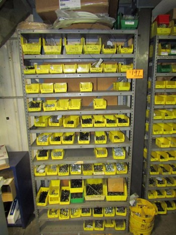 (2) Shelving Units