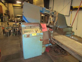 Do-All C-4100NC Horizontal Bandsaw
