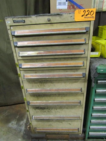 Kennedy Heavy Duty Parts Cabinet