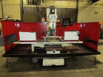 Fryer MB-15 3-Axis CNC Vertical Bed Mill