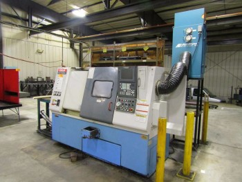Mazak Quick Turn 250 HP CNC Lathe