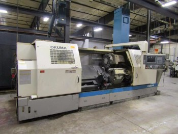 Okuma LB35I-M Turning Center
