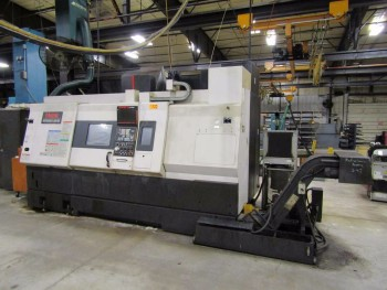 Mazak Integrex 200-IIIS CNC Turning Center