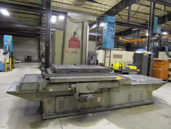 Devlieg SpiraMatic 4K-72 Jig Mill
