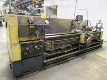 Summit 24 B Lathe