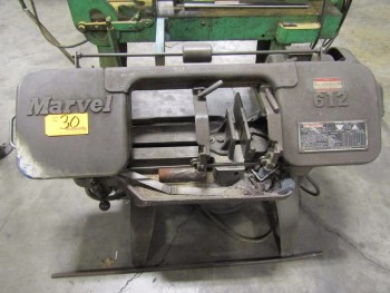 Armstrong-Blum Marvel 612 Horizontal Band saw