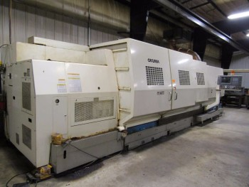 Okuma LB45II-M CNC Turning Center