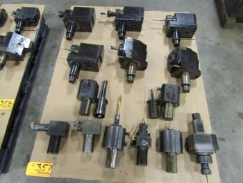 Okuma (16) LB45 Tool Holders