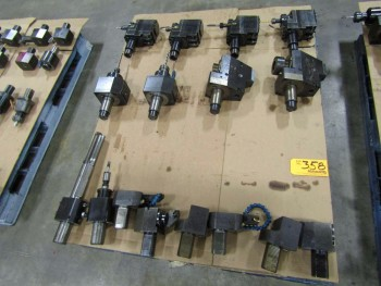 Okuma (16) LB35 Tool Holders