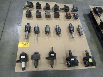 Okuma (23) LU15 Tool Holders