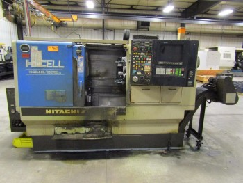 Hitachi HiCell 23 CNC Turning Center