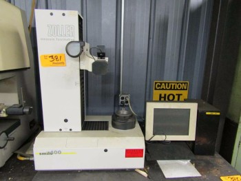 Zoller Smile 400 Tool Presetting and Measuring Machine