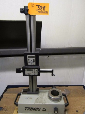 Trimos TPR400 Tool Presetting and Measuring Machine