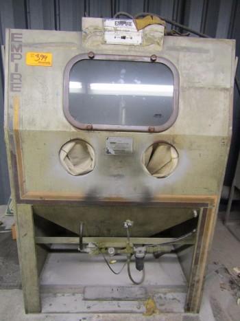 Empire DCM-80A Blast Cabinet