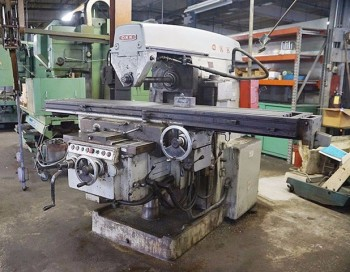 Okk MDH-5P Horizontal Milling Machine, 18\