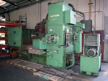 Mattison 60E Rotary Surface Grinder, 60\