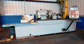 Warner & Swasey 1460 A SM Stepmaster CNC Angle Cylindrical Grinder, 14\