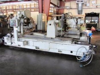 Norton CNC Cylindrical Grinder, 52\