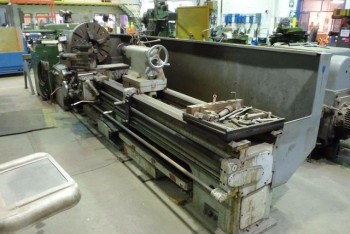 Ajax C13B Engine Lathe, 32\