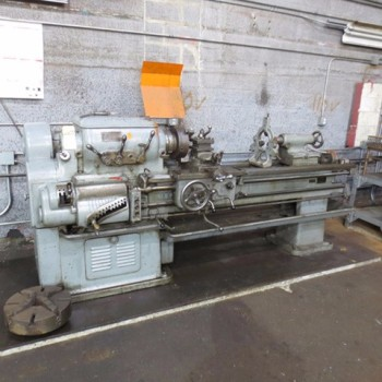 Hendley 16x54 Engine Lathe, 16\