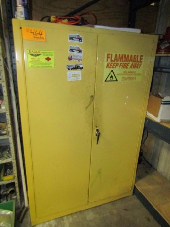 Eagle 1947 Fire Proof Cabinet