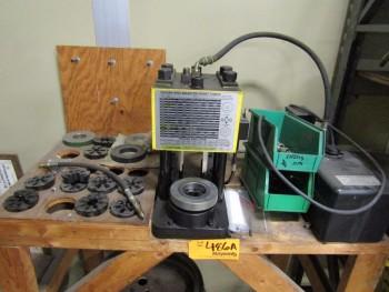ColeCrimp T-400-D Hydraulic Crimper