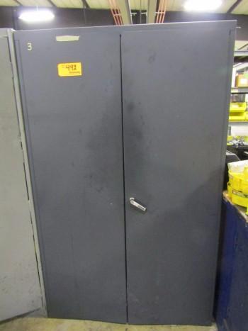 2-Door Parts Cabinet