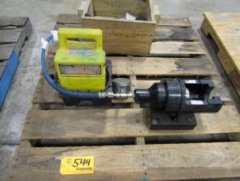 Enerpac PUM1200B Hydraulic Flare Unit