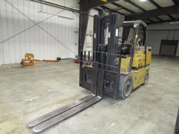 Eagle Picher T150D Fork Lift