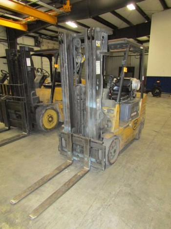 CAT GC25 Fork Lift