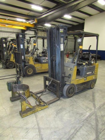 CAT GC15 Fork Lift