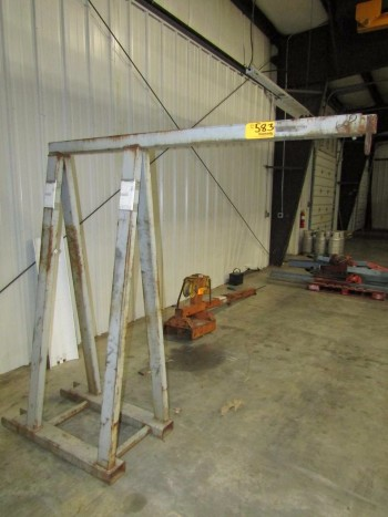 6\' Fork Lift Crane Attachment