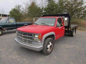 2000 Chevy 3500HD Truck