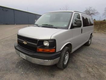 2011 Chevy Express Cargo Van