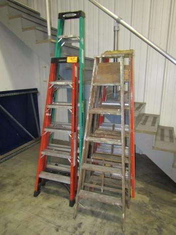 (5) Ladders