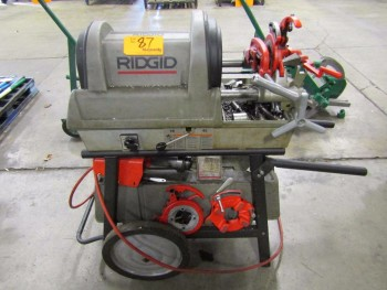 Ridgid 1822-I Electric Pipe Threader