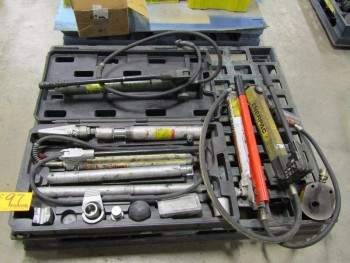 SPX 1515A 10 Ton Collision Repair Set