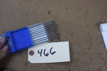 Tungsten electrode