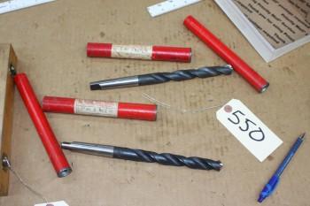 Taper Drills