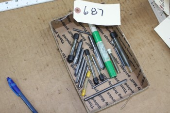 Carbide drills/Mills