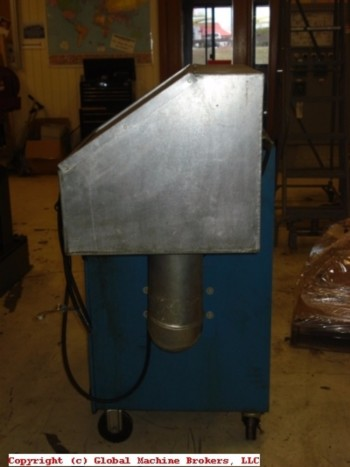 Air Flow Systems Inc Mini Pac Portable Dust Collector  Welding Fumes/Fine Dust