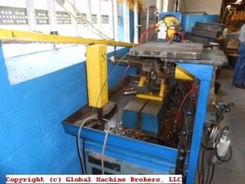 Universal Automatic Single Head Drilling Machine For Parts Or Rebuild